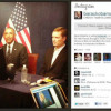 Barack Obama using instagram