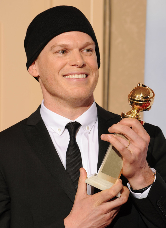 MICHAEL C HALL CANCER golden globe Dexter Morgan   Michael C. Hall Fully Recovered From Cancer