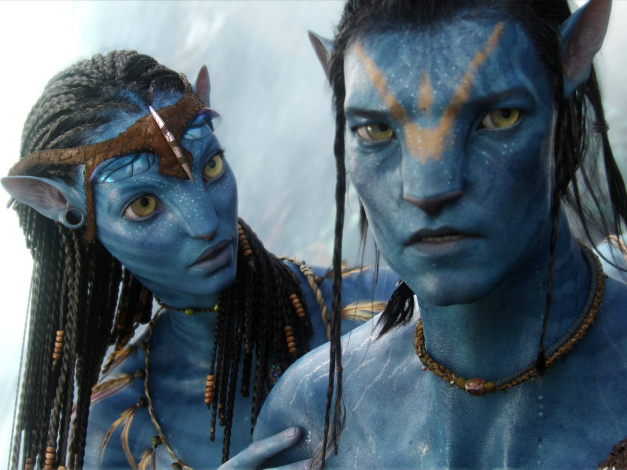 avatar image movie 2009 poster
