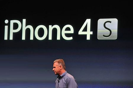 iphone 4s iPhone 4S Out