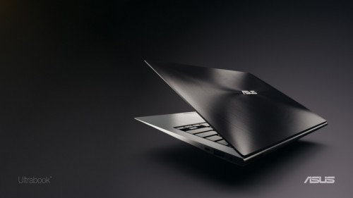 Asus Ultrabook 500x281 Best notebook   Asus Ultrabook   Zenbook concept review