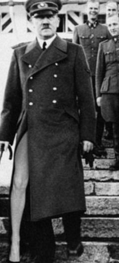Adolph Hitler Right Leg Adolph Hitler Right Leg