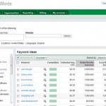 Google adwords keyword tool 150x150 Trouble with Google Adwords Keyword Tool