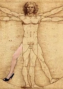 Leonardo Da Vinci Right Leg Leonardo Da Vinci Right Leg