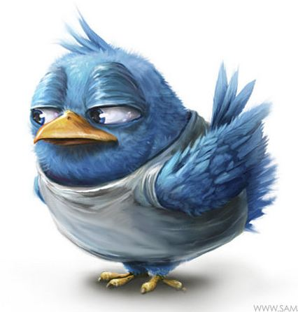 Twitter Bird How to use TwitPic   Twitter pictures