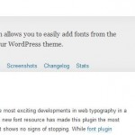 Wp Google Fonts 150x150 WordPress Google fonts Making awesome Styles