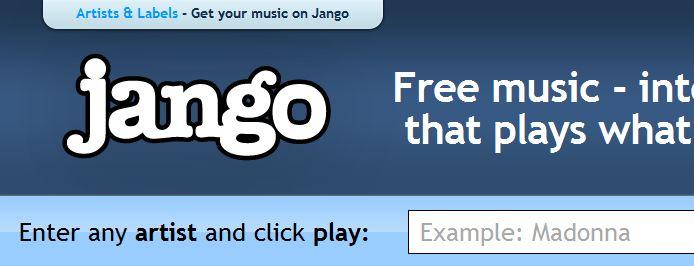 jangon listen music online Listen to Music Online
