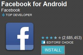 Facebook for Android What is Android?