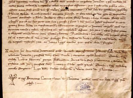 Original Vatican Document