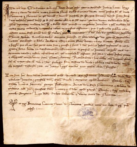 Original Vatican Document Original Vatican Document