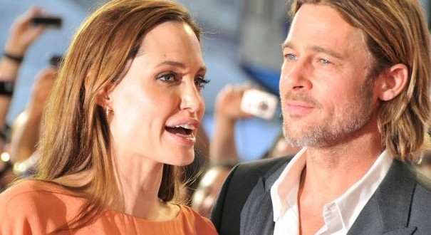 Angelina Jolie Brad Pitt Wedding