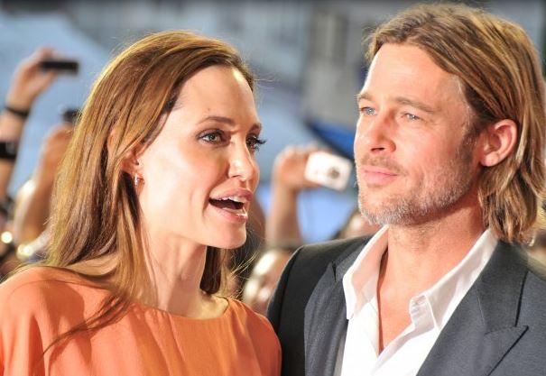 Angelina jolie Brad Pitt Wedding Angelina Jolie Brad Pitt Wedding